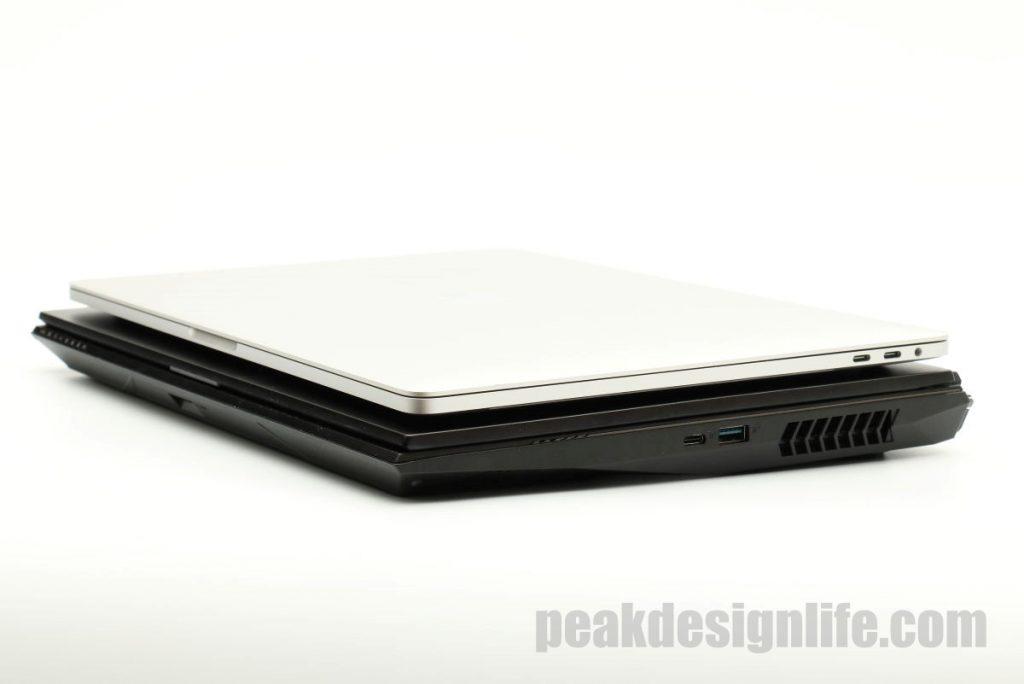 MacBook ProとDAIV-NG5800