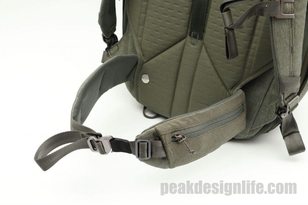 腰ベルト トラベルバックパック45L Travel Backpack - Peak Design ピークデザイン
