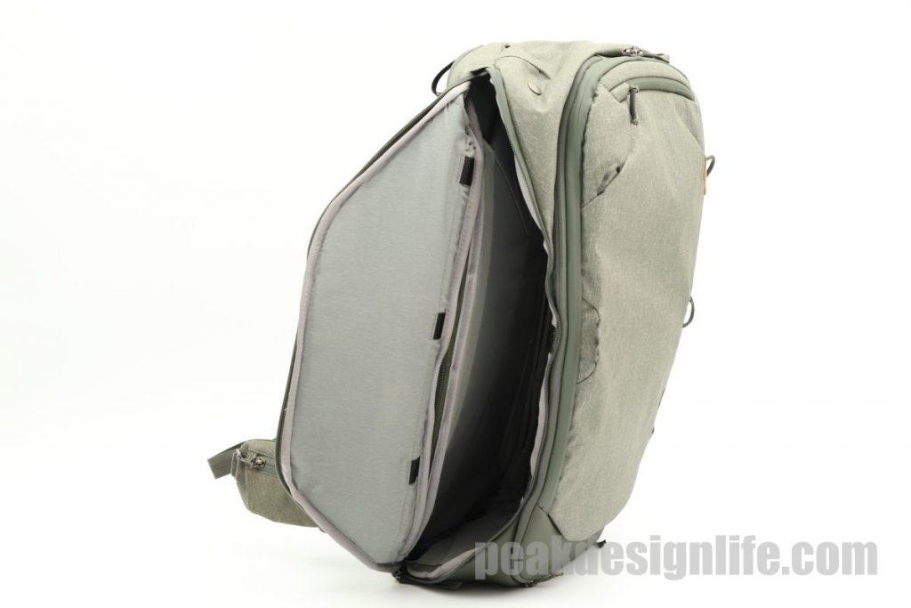 サイドポケット トラベルバックパック45L Travel Backpack - Peak Design ピークデザイン