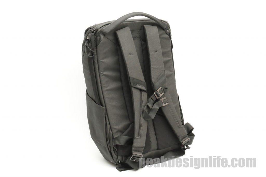 ピークデザイン エブリデイバックパック ブラック 30L