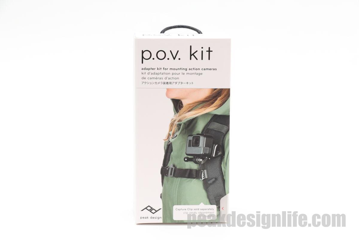 POVキット P.O.V.Kit - Peak Design ピークデザイン