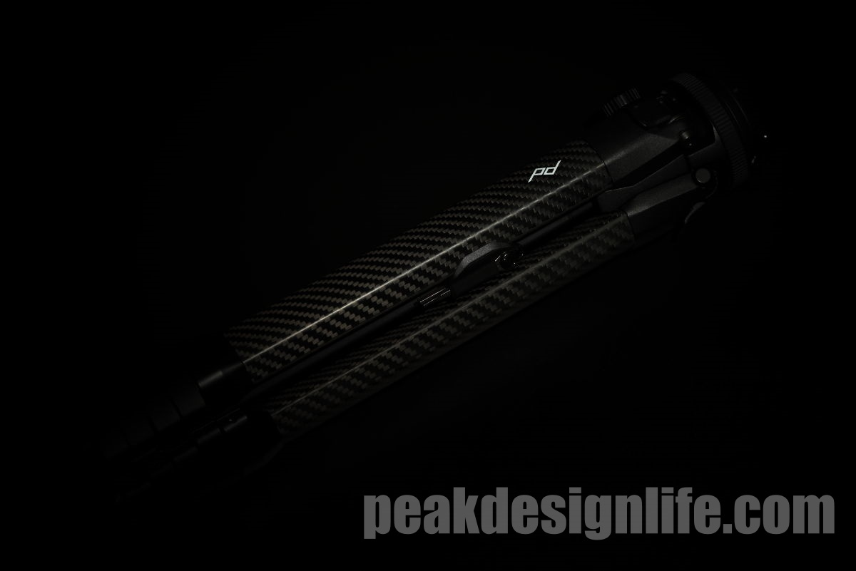 ピークデザインのトラベル三脚 TRAVEL TRIPOD - Peak Design
