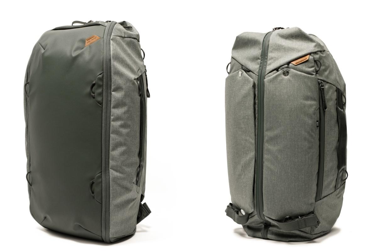 セージ トラベルダッフルパック 65L TRAVEL DUFFELPACK - Peak Design ピークデザイン