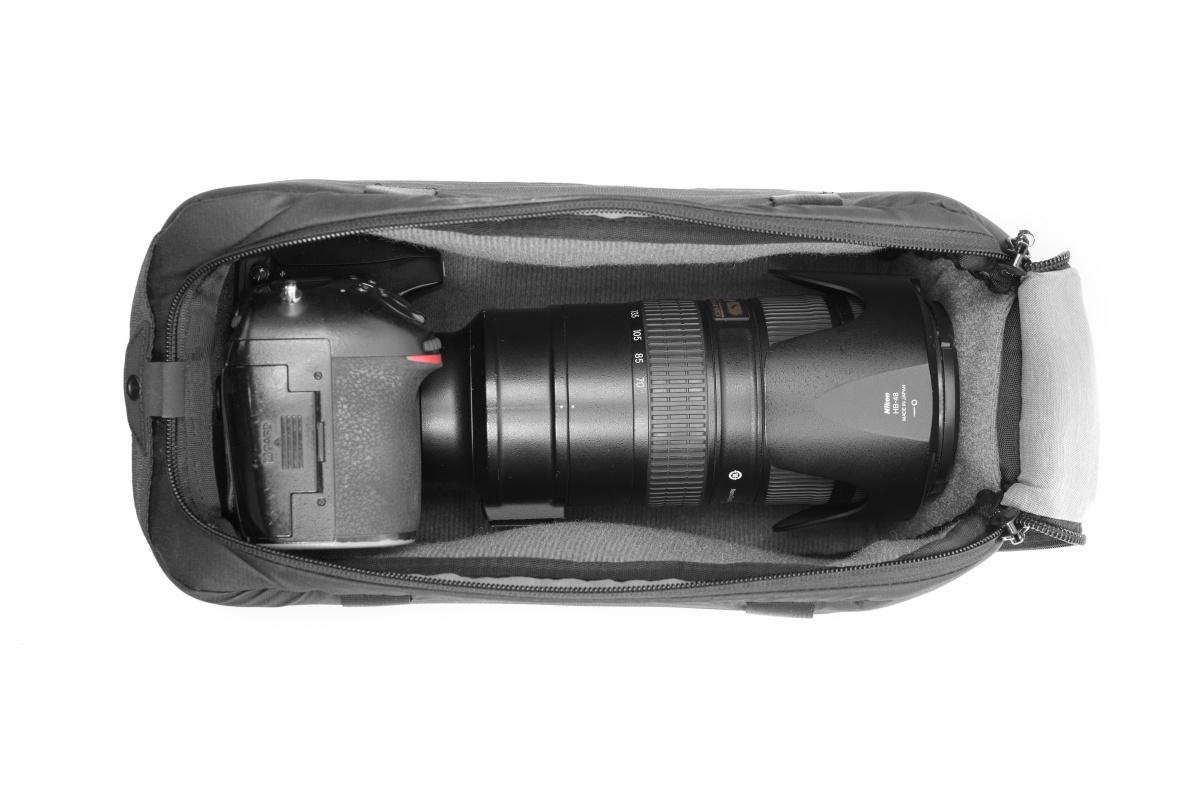 カメラキューブSの収納例3