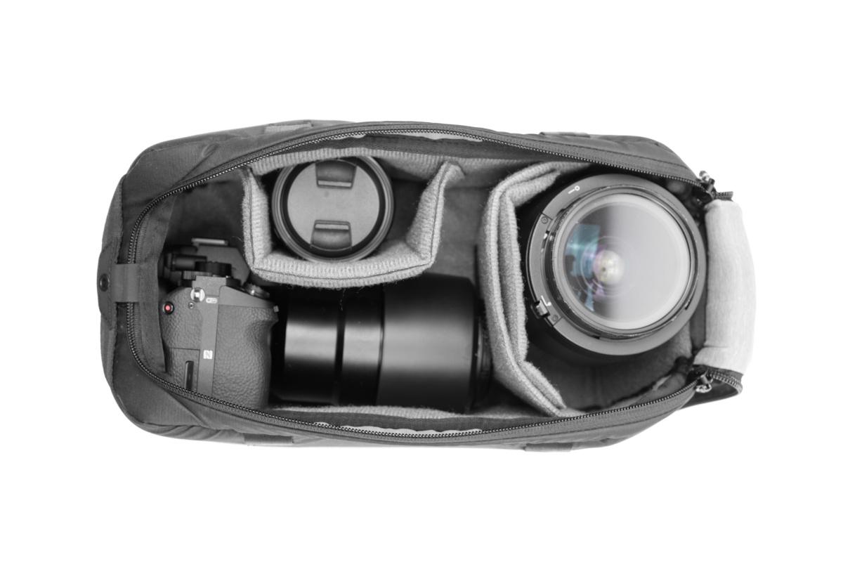 カメラキューブSの収納例5