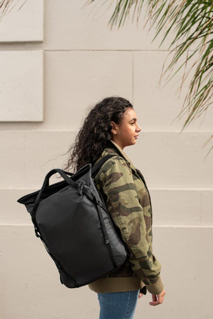 エブリデイトートパック ブラック EVERYDAY TOTEPACK BLACK – Peak Design