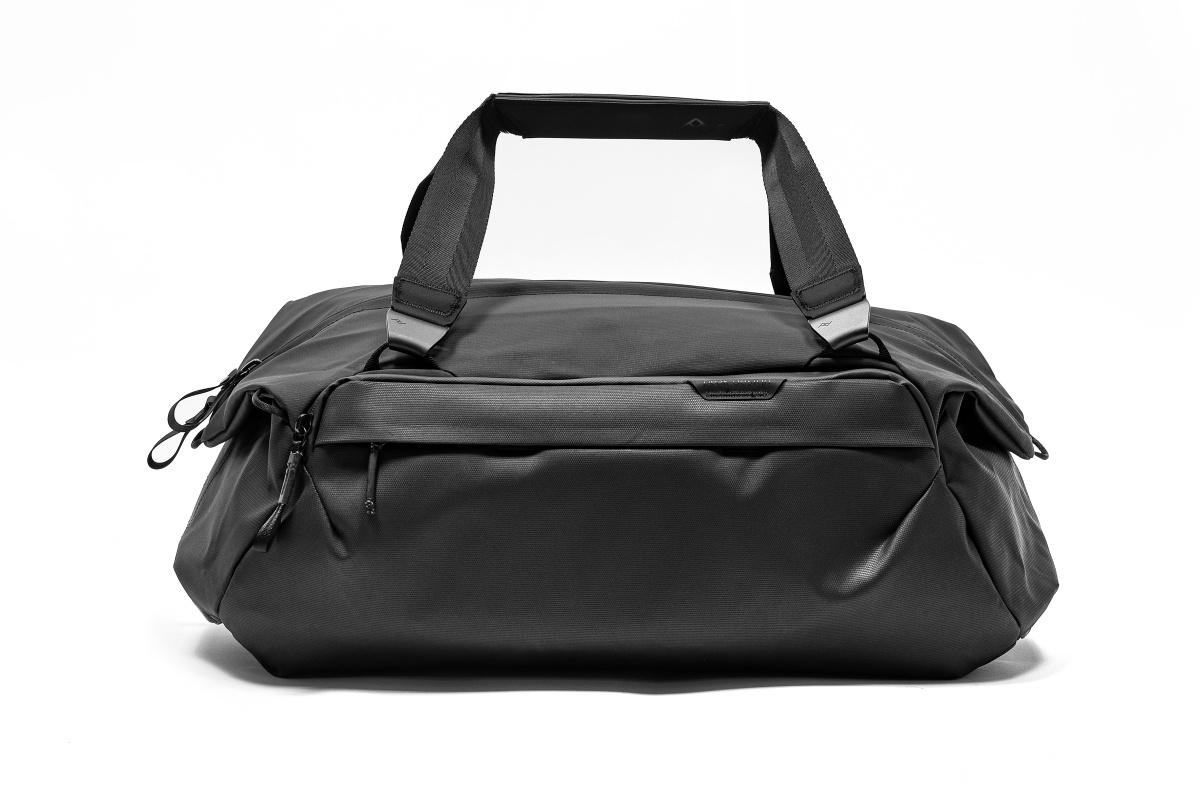 ブラック トラベルダッフル 35L TRAVEL DUFFEL - Peak Design ピークデザイン