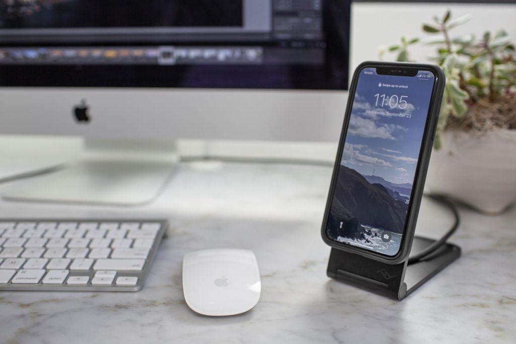 ワイヤレス充電スタンド WIRELESS CHARGING STAND -Peak Design ピークデザイン