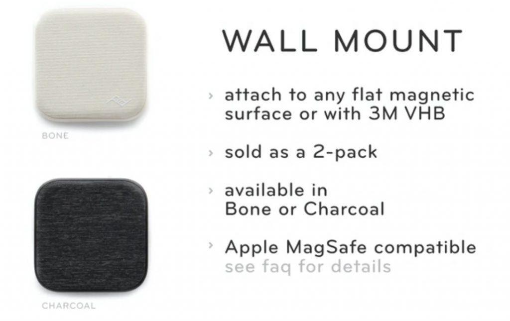 壁マウント WALL MOUNT Peak Design ピークデザイン