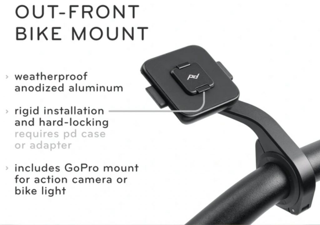 アウトフロントバイクマウント OUT-FRONT BIKE MOUNT ピークデザイン Peak Design