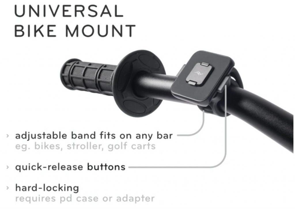 ユニバーサルバイクマウント UNIVERSAL BIKE MOUNT ピークデザイン Peak Design